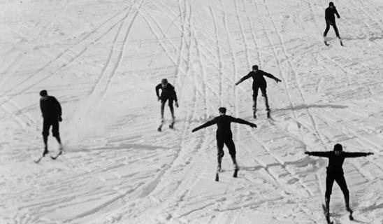 The Magic of Skiing