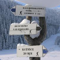 Winter sign