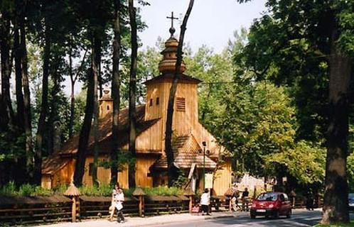 Zakopane's Oldest Church