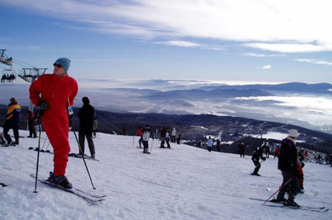 Go Skiing in Zakopane!