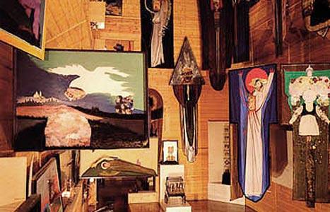 The Wladyslaw Hasior Gallery