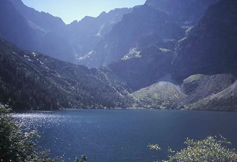 Morskie Oko - The Eye of the Sea