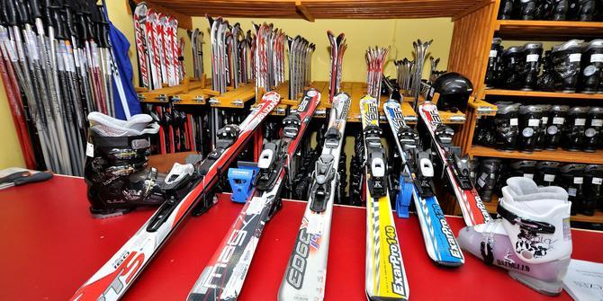 Photo 1 of GO!Ski - Ski Rental GO!Ski - Ski Rental