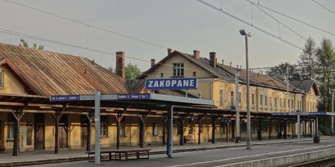 Photo 1 of Zakopane Train Station Zakopane Train Station