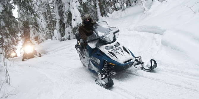 Photo 3 of Snowdoo Academy SNOWDOO ACADEMY - Zakopane Snowmobile