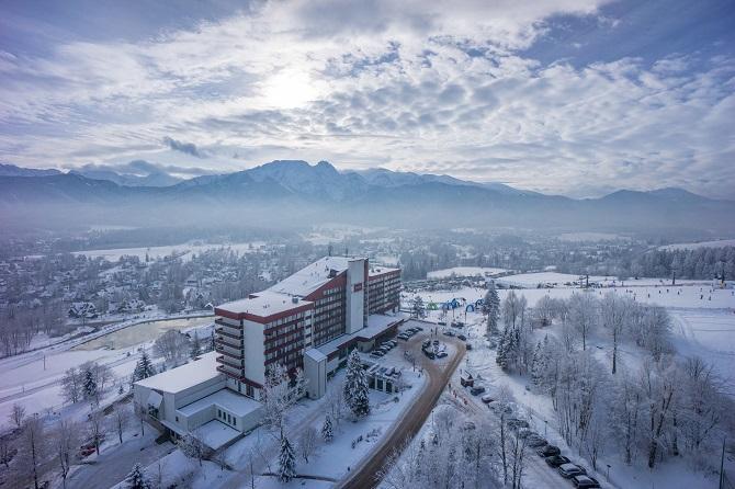 Hotel mercure kasprowy zakopane poland local life for Hotels zakopane