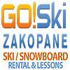 GO!Ski - Ski Rental logo