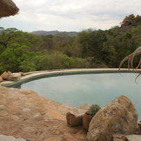 Swimming Pool at Camp Amalinda