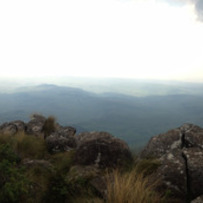 Storm Approaching Mount Nyangani