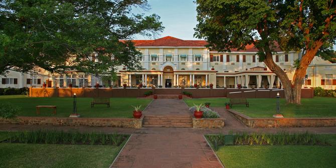 Photo 1 of Victoria Falls Hotel Victoria Falls Hotel